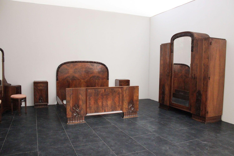 Camere Da Letto Art Deco : Camera francese anni 20 marco polo antiques online ambienti