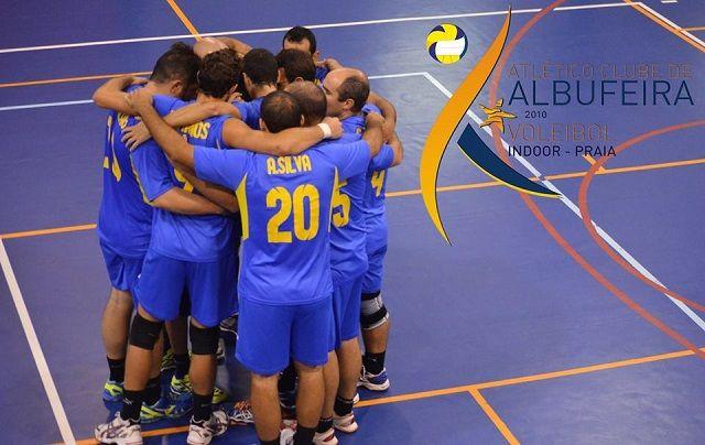 Atlético Clube de Albufeira vence em Aveiro e mantém liderança