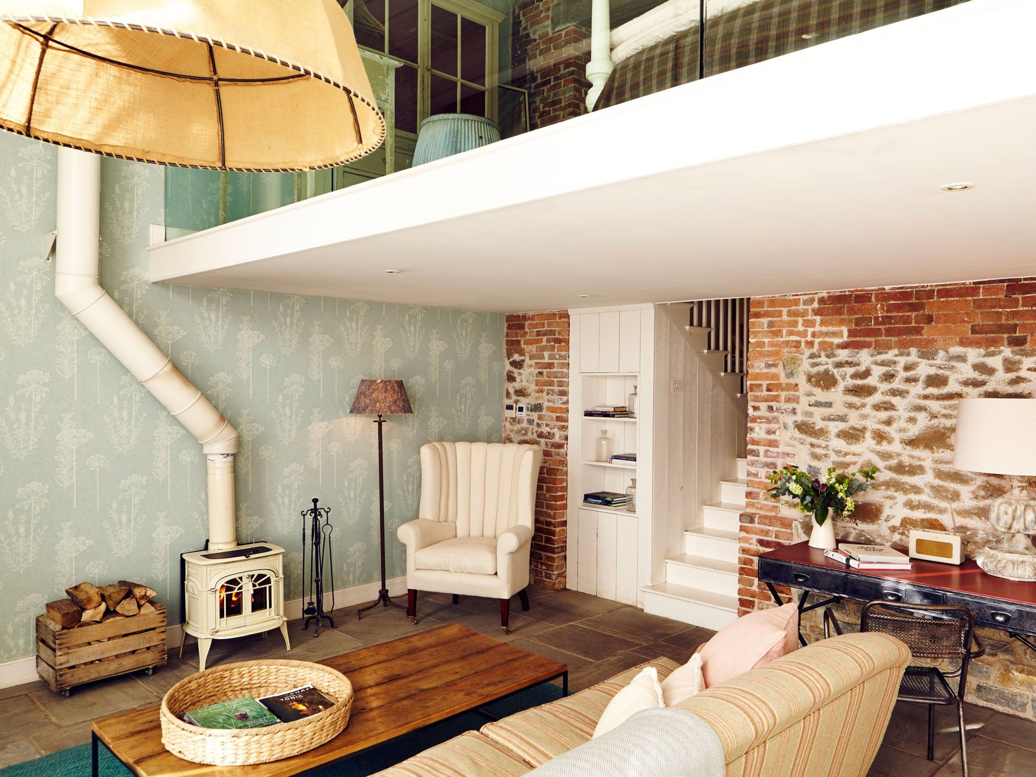 Babbington House Really Like The Exposed Brick Work With The