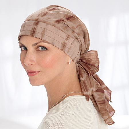 Pre-Tied Chemo Scarves, Cotton Head Scarves - comes in several ...