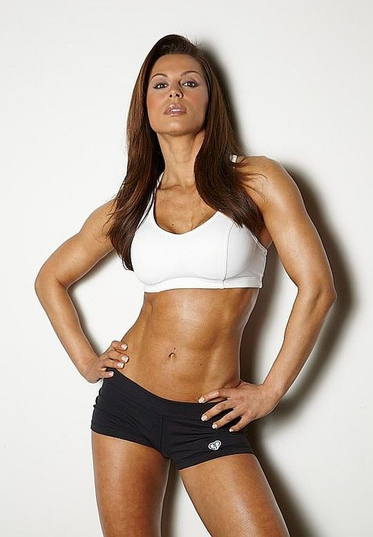 Top Ten Fitness Beauties for November (With images)   Body