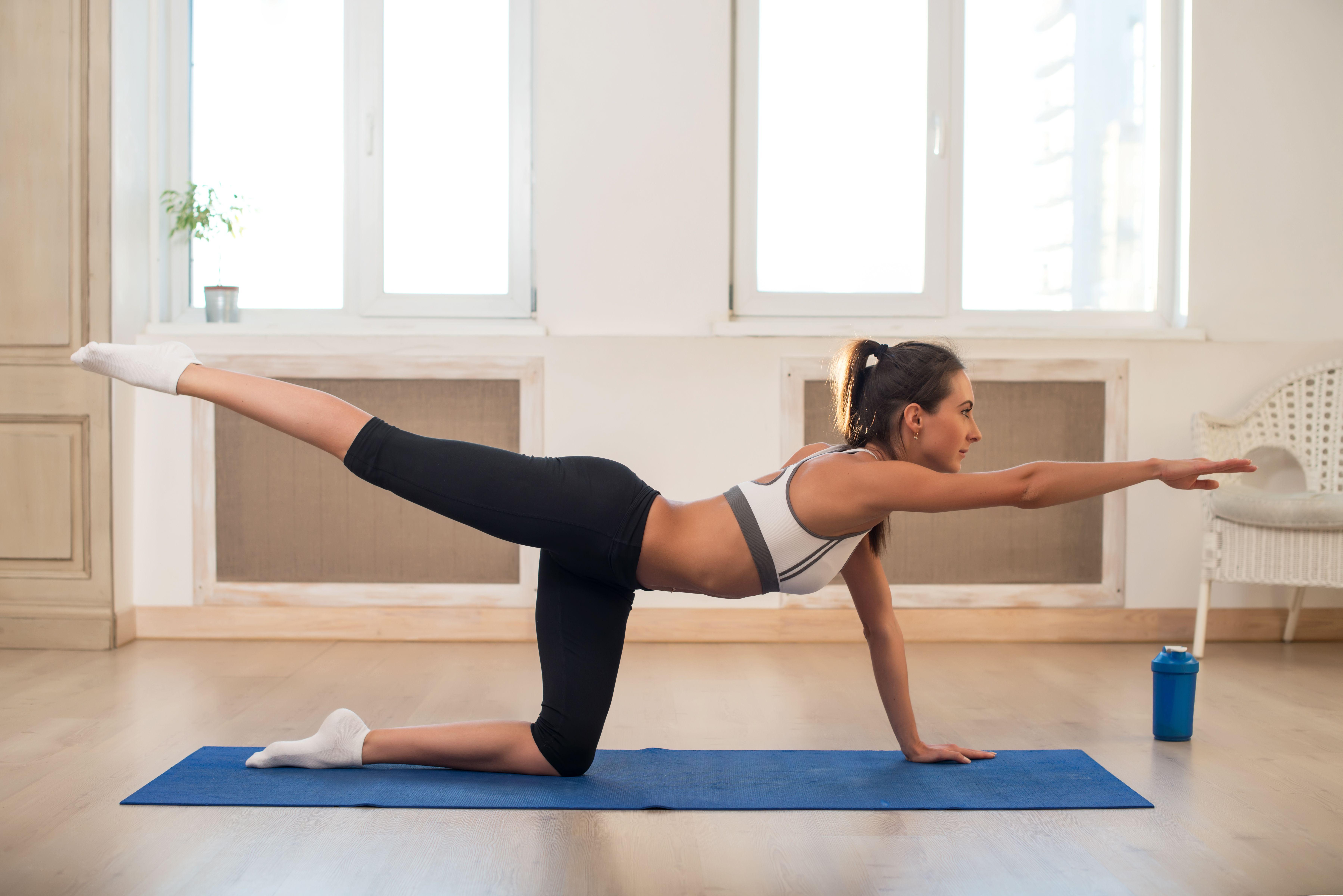 The Pilates Workout That Sculpts Your Butt | Pilates ...