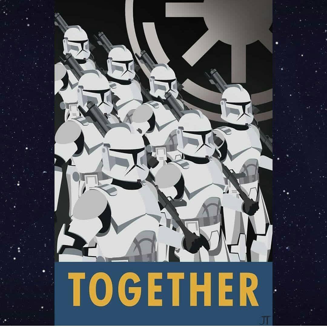 Clone Troopers Legions Leaders Captain Credit Thouless Art Legions Clonewars Starwars Starwarsclonewars Star Wars Art Star Wars Poster Star Wars Wallpaper
