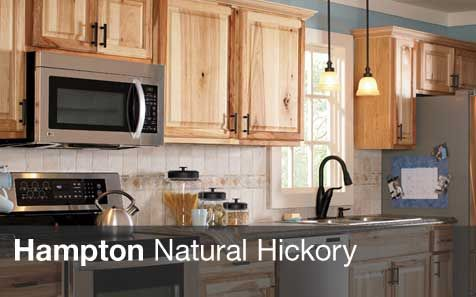 17 Best images about House on Pinterest | Log cabin homes, Fireplaces and Hickory  kitchen cabinets
