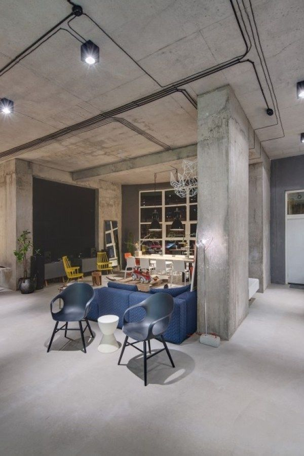 48 Beautiful Urban Industrial Decor Designs To Complete Your Interesting Industrial Apartment Decor