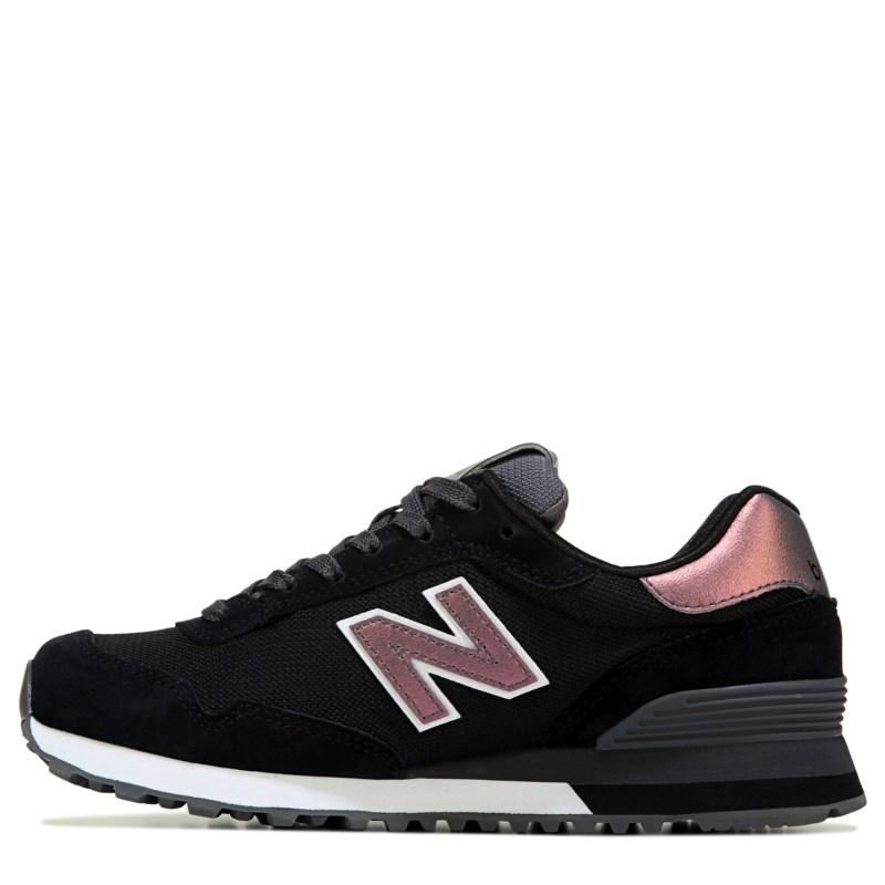 New Balance Women's 515 Sneakers (Black