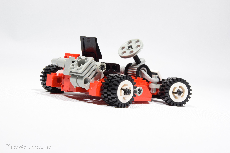 Lego Technic 8815 Speedway Bandit Lego technic, Lego