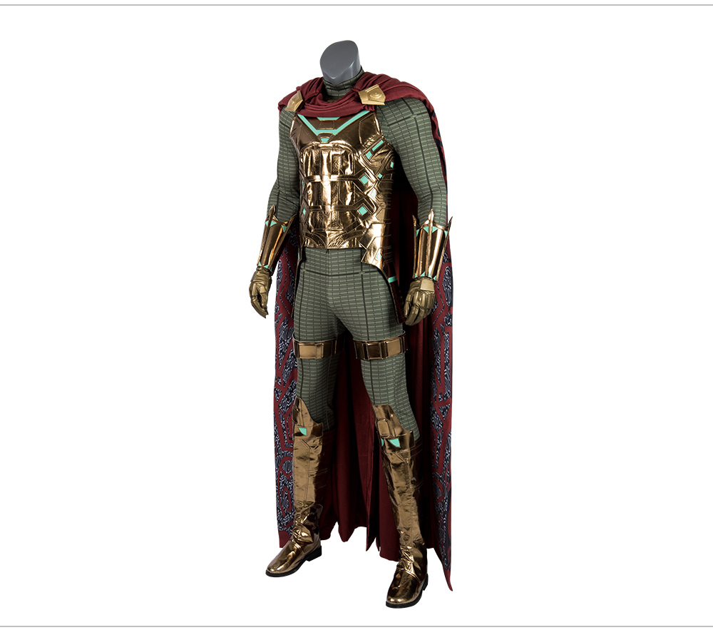 Spider Man Far From Home Mysterio Costume