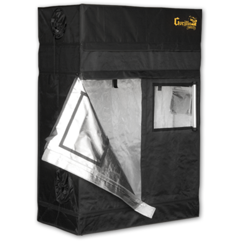 Gorilla Grow Tent Shorty Series 2x4 | Grow Tents and Grow