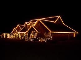Looks Cool On All Of The Ridges C9 Christmas Lights Christmas House Lights White Christmas Lights