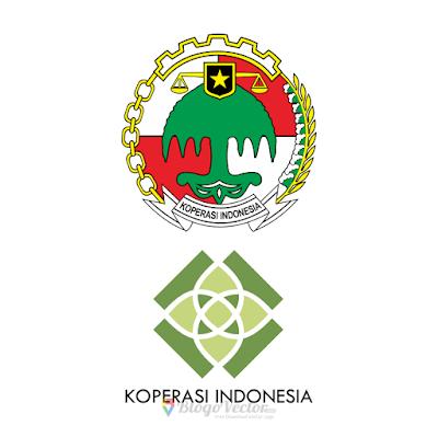 Koperasi Indonesia Logo Vector Vector Logo Custom Logos Logo Design