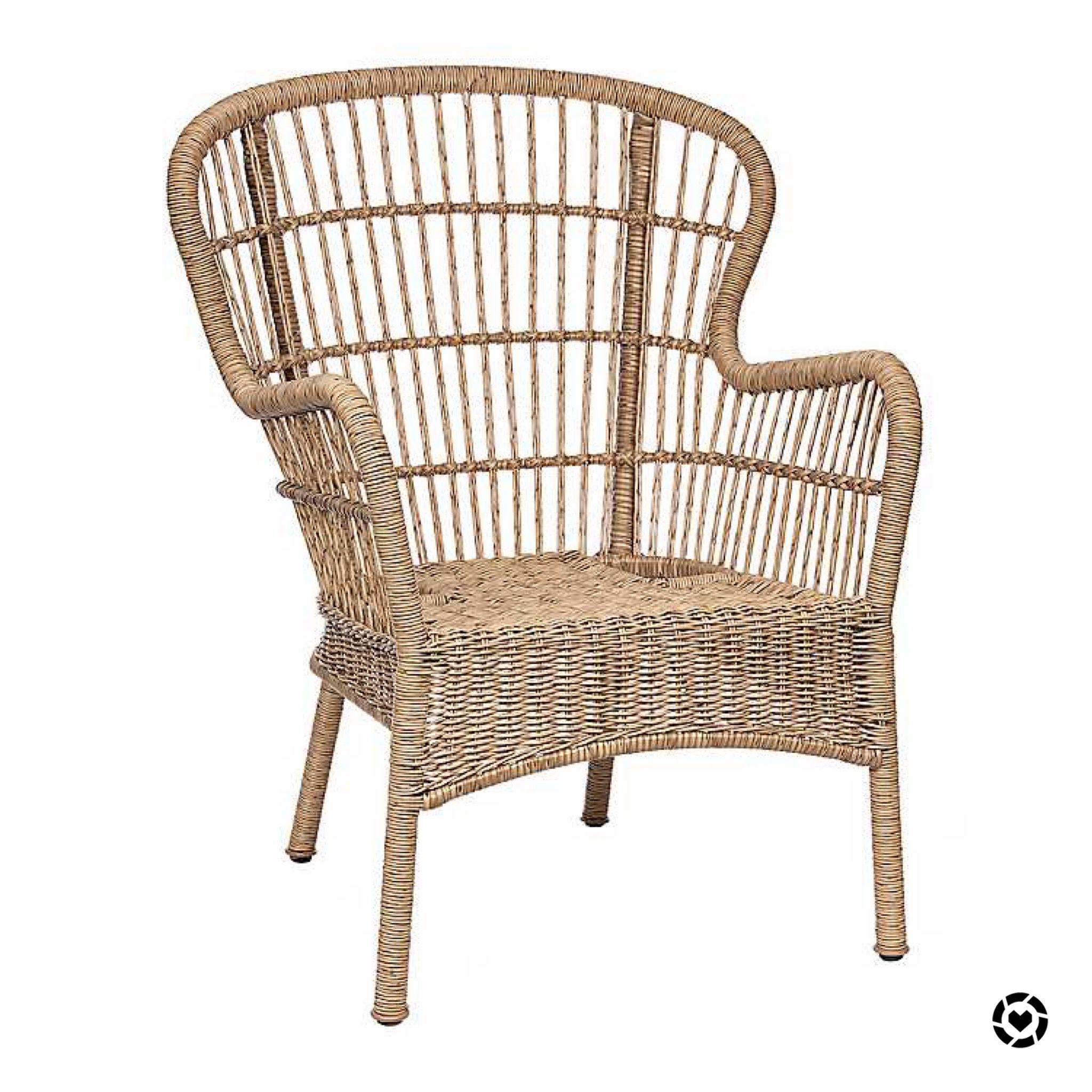 natural wicker outdoor chair outdoor