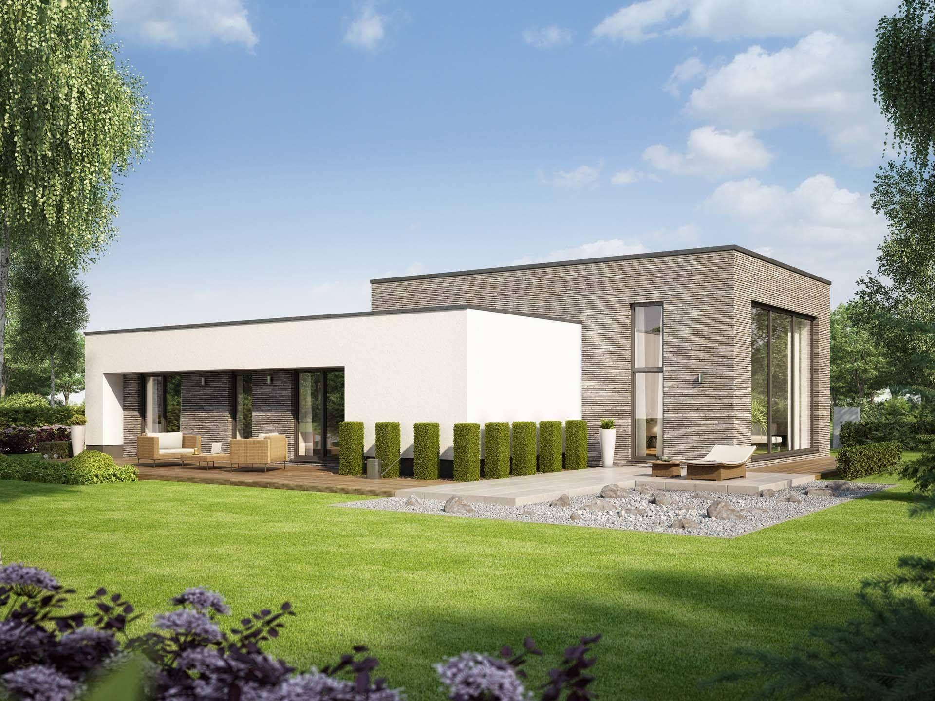 bungalow velum bungalow von heinz von heiden barrierefreies haus mit modernem anbau. Black Bedroom Furniture Sets. Home Design Ideas