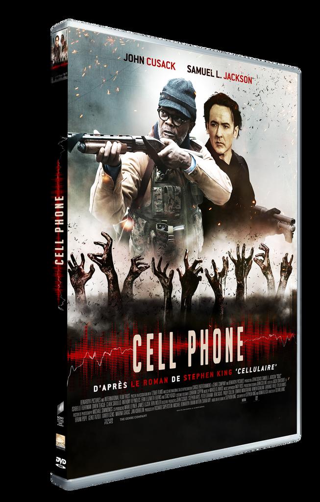 A l'occasion de la sortie en Blu-Ray, DVD et VOD de CELL PHONE le 21 septembre 2016 réalisé par Todd Williams avec Samuel L. Jackson, John Cusack, Stacy Keach et Isabelle Fuhrman Les Chroniq…