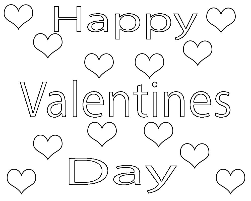 Happy Valentines Day Coloring Pages Free Printable Printable Valentines Coloring Pages Valentine Coloring Pages Valentines Day Coloring Page