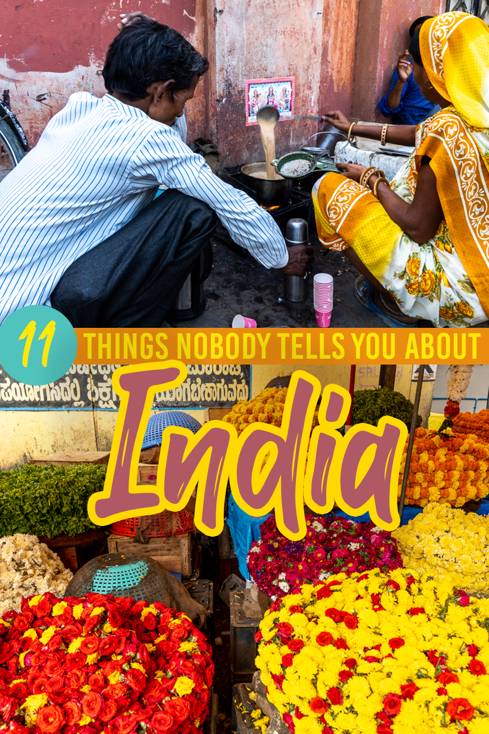 Are you planning a trip to India? Here's 11 things you should know before traveling to India. Click through for India travel tips you might not have heard of! #Indiatraveltips #backpackingIndia #Indiatravel #Indiatrip