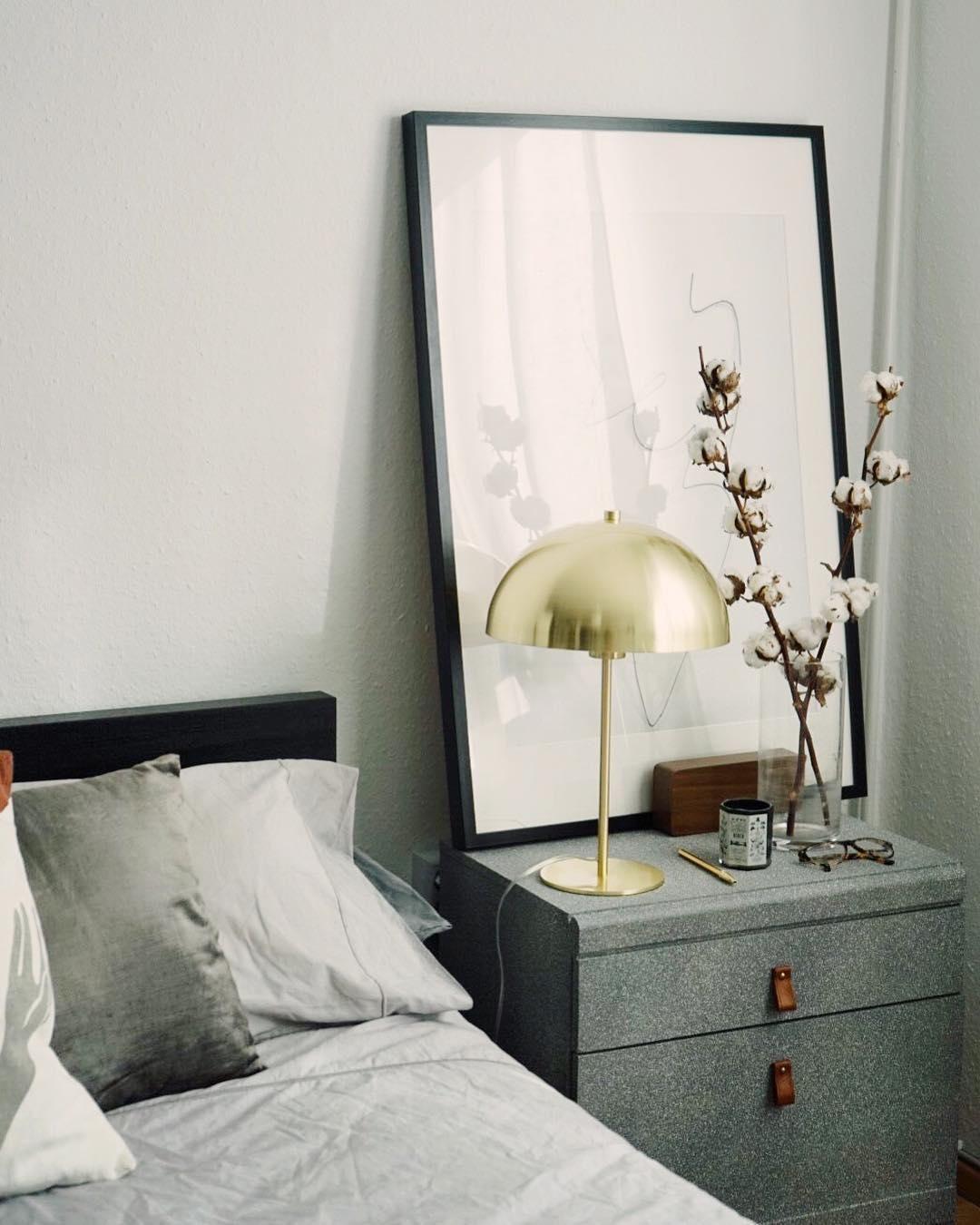 Tischleuchte Matilda Schlafzimmer deko dekoration, Dekor