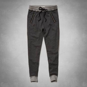 Pantalones deportivos tipo jogging A&F