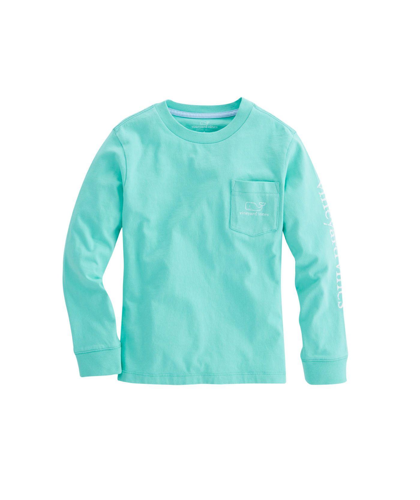 2f78ed529 Vineyard Vines Kids Long-Sleeve Vintage Whale Graphic T-Shirt ...