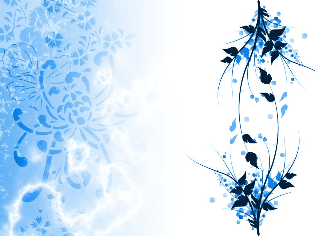 pretty blue backgrounds | white wallpapers - 3d wallpapers hd