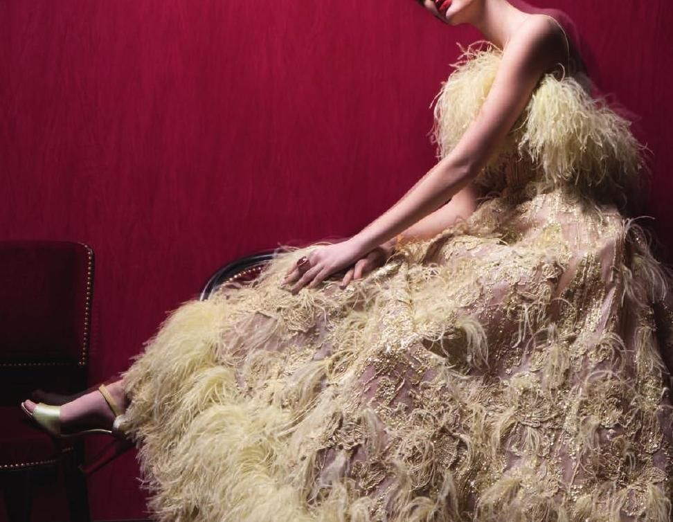 #ClippedOnIssuu from Rendez-Vous de la Mode Haute Couture
