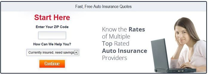 Car Insurance Quotes Get A Deal Auto Insurance Quotes