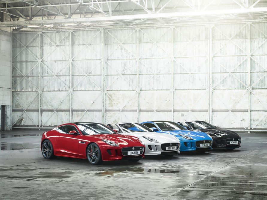 Jaguar Introduces The F Type British Design Edition Images Best New Cars Jaguar F Type New Jaguar Car