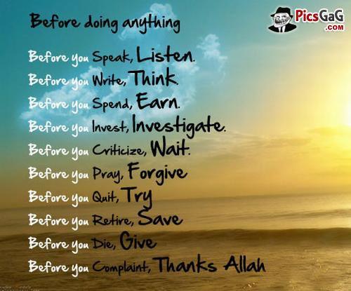 Islamic Quotes Amusingfun Com Pictures And Graphics For Facebook Google Plus Whatsapp Pinterest Philosophy Quotes Islamic Quotes Islam
