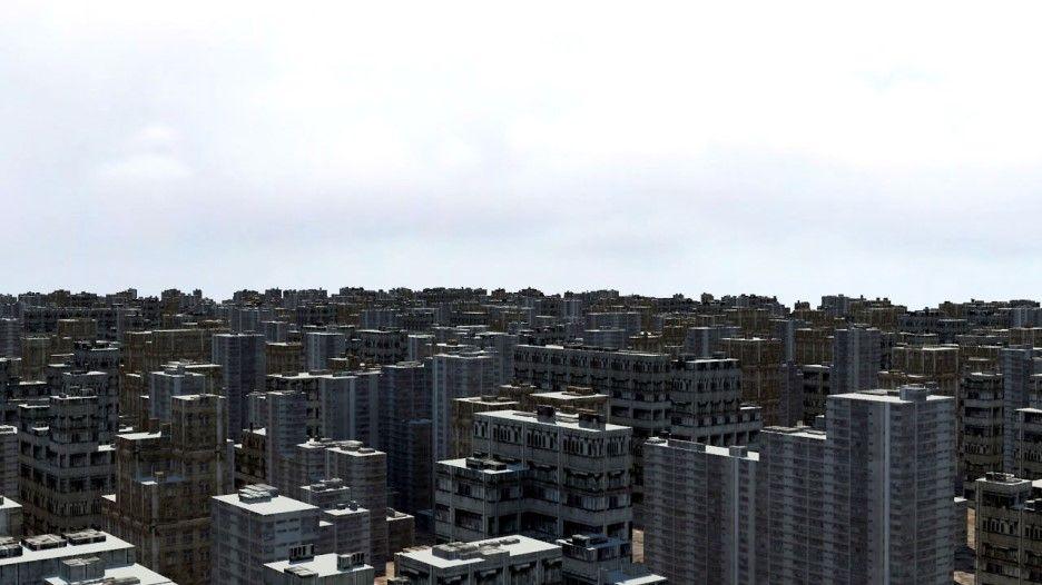 도시 모델링하기 (UVW MAP 사용법 익히기) : 네이버 블로그