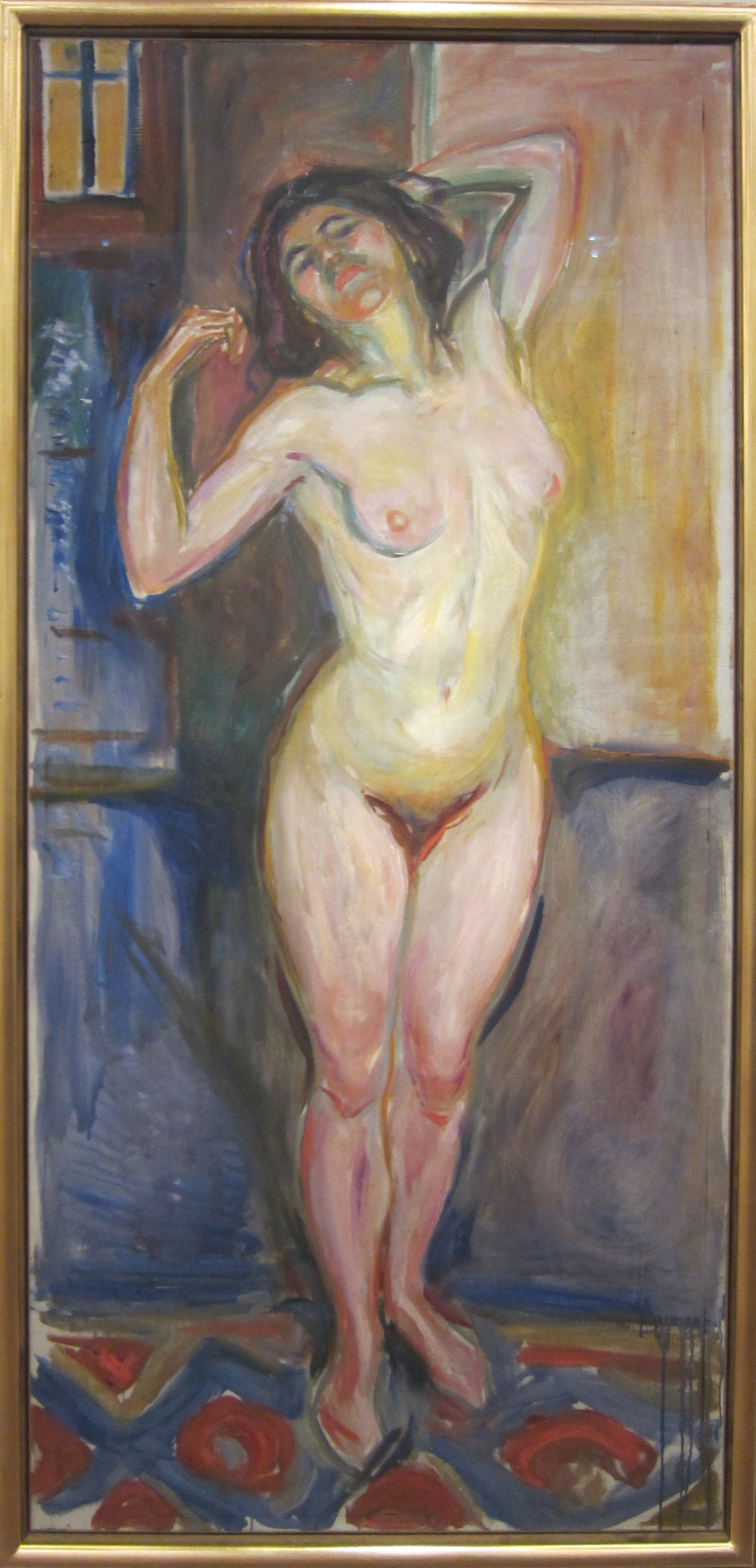 Edvard Munch - Morgen III, 1924, 83 x 175 cm