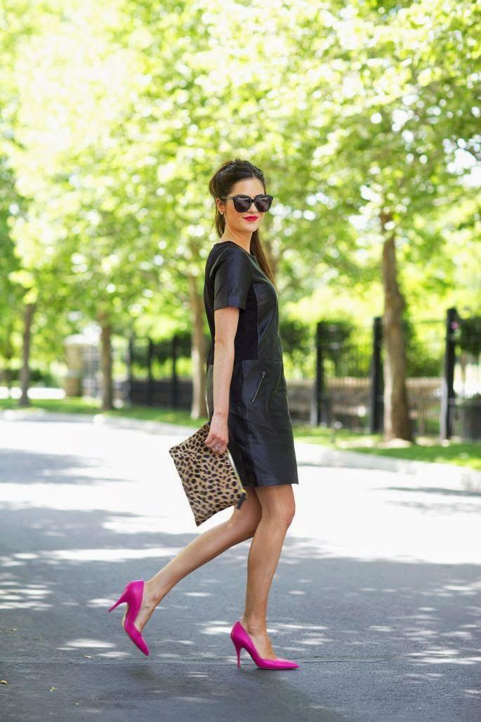 Combinar Jessica Armario Outfits Zapatos Fucsia De El En ¿cómo wZpIPxqPC