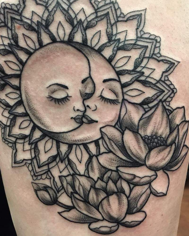 60 Mother Daughter Tattoos for Mothers Day 2019 that zaps this moment – Hike n Dip – Mother Daughter Tattoos | mom and baby elephant tattoo mothers | …
