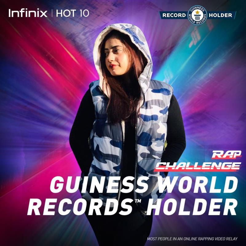 5 Pakistani Rappers Play Part In Guinness World Record Key Trendz Rap Video World Records Rap