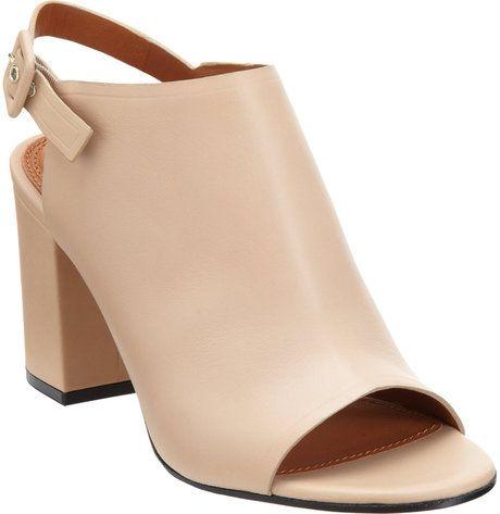 sale 100% original Givenchy Glove Slingback Sandals free shipping largest supplier buy cheap 2014 unisex hBccGBDKx