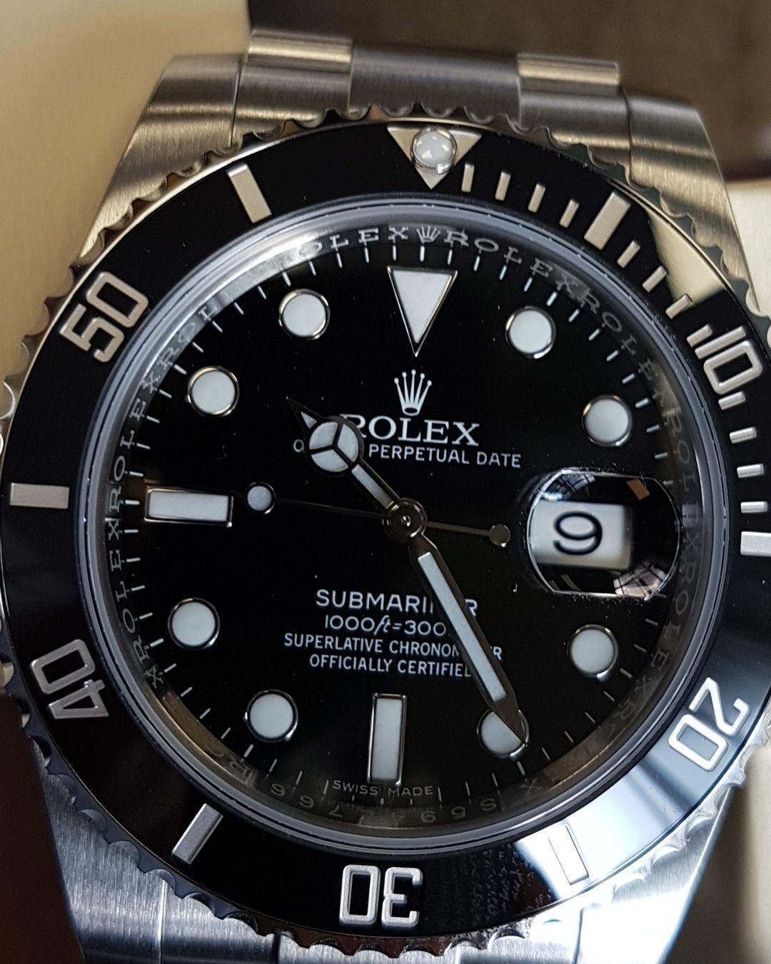 Rolex Submariner 116610LN Rolex, Rolex submariner, Rolex