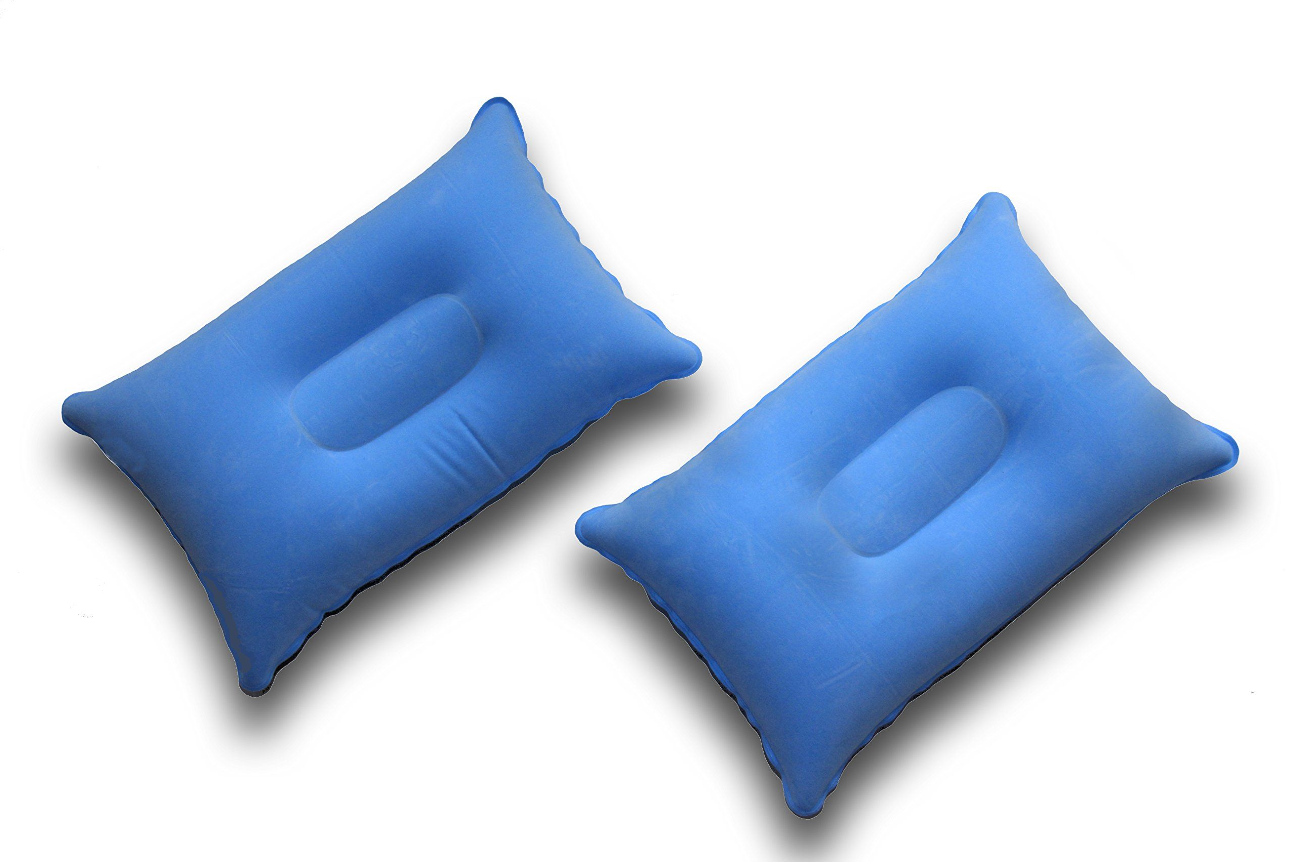 Happy Sherpa Super Comfy 2 Pack Small Inflatable Travel