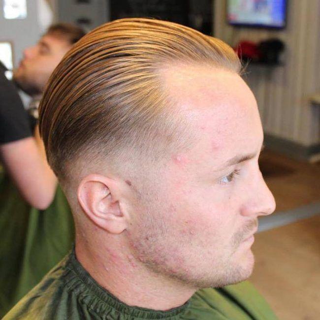 28++ Slicked back hair receding hairline inspirations