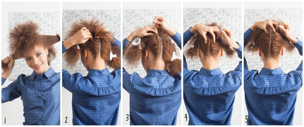 Tremendous 1000 Images About Natural Hair Updos On Pinterest Updo Hairstyles For Men Maxibearus