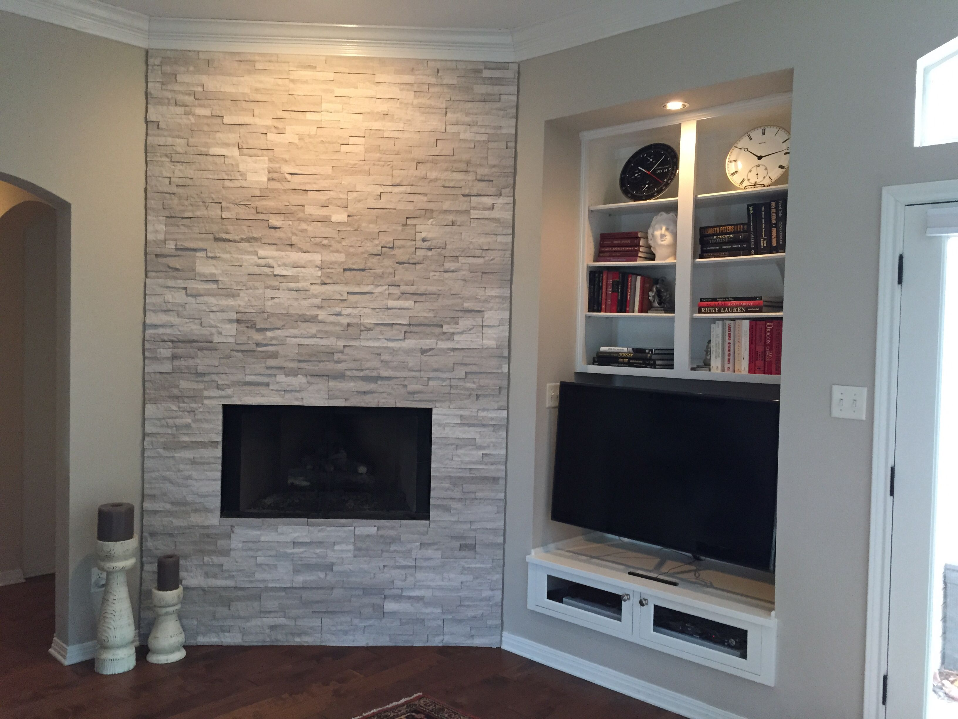 57 best fireplaces images on Pinterest | Stone fireplaces ...