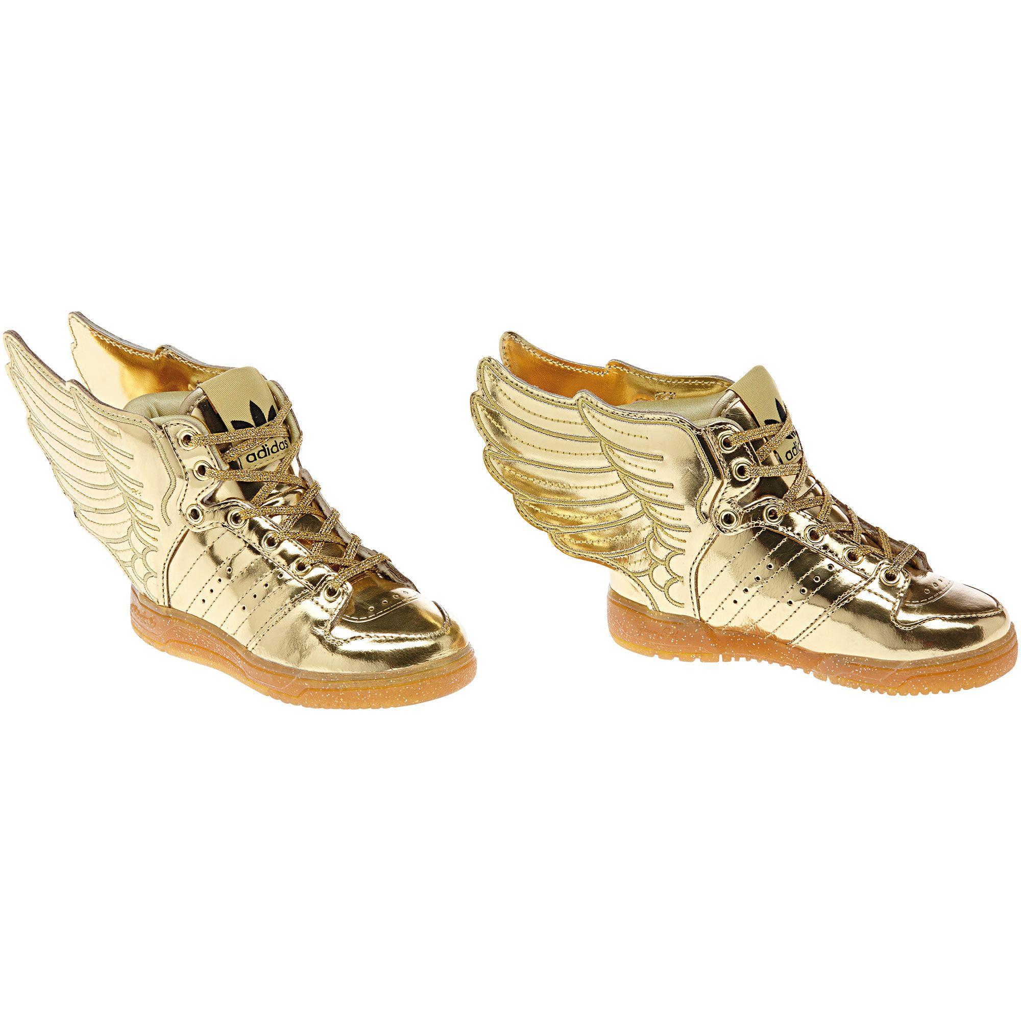 gold shoes for infants