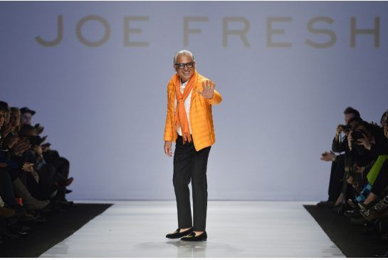 Joe Mimran is leaving Joe Fresh at the end of this week, saying it's time to go and that the brand is in good hands with the new team taking over.