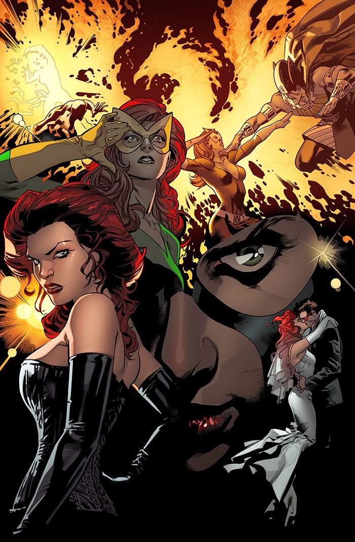 All New X Men 5 By Stuart Immonen Wade Vongrawbadger Marte Gracia Pazuzu Marvel Jean Grey Marvel Comic Books X Men