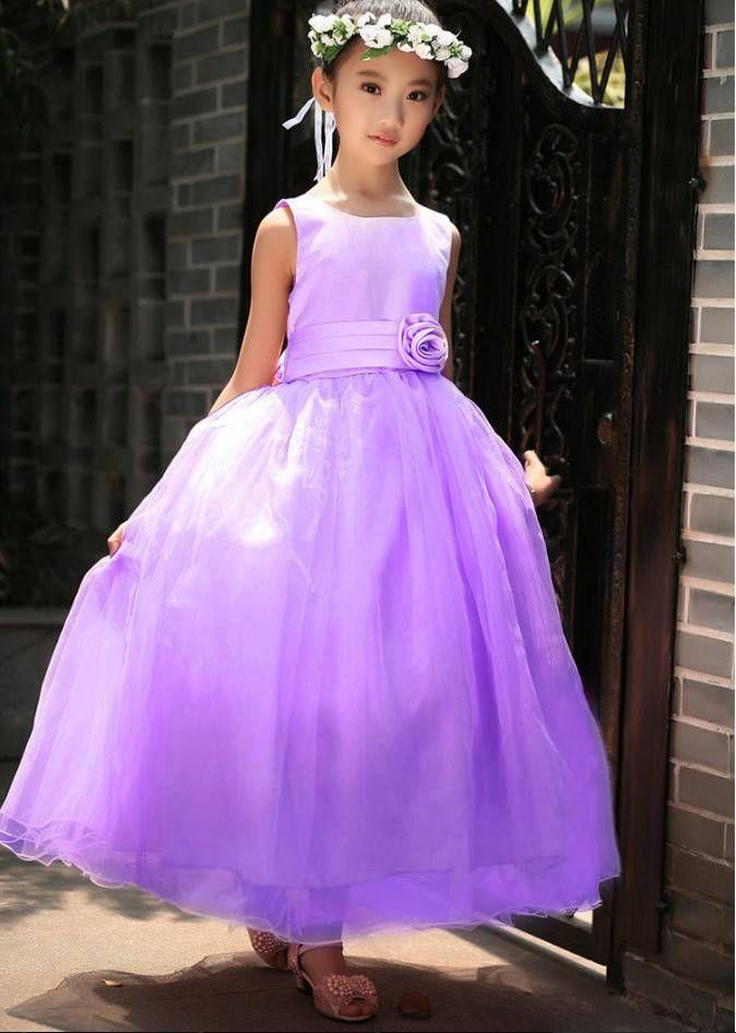 vestidos de niñas para bodas | vestidos bonitos | Pinterest ...