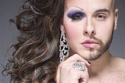 """Opinión LGBT: """"HALF-DRAG"""", EL RETRATO DEL LADO MASCULINO Y FEMENINO DE ALGUNOS DRAG QUEENS EN NUEVA YORK."""