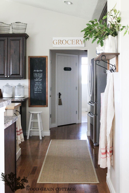 Tolle Diy Küchenwand Dekorideen Fotos - Ideen Für Die Küche ...