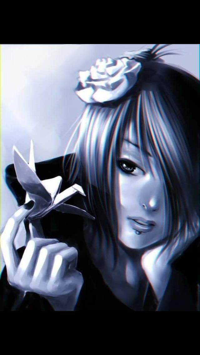 Pin oleh Adam Zahara di konan (Dengan gambar) Naruto