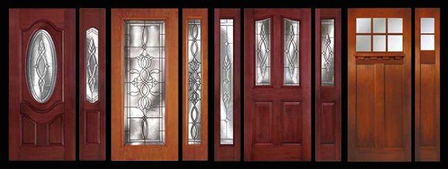 front door with window | Door Designs Plans