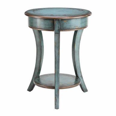 Stein World – Freya Round Accent Table – 12093