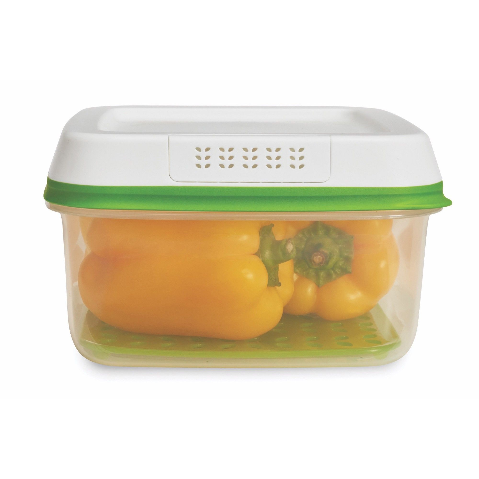 Rubbermaid 11 1 Cup Freshworks Produce Saver Food Storage