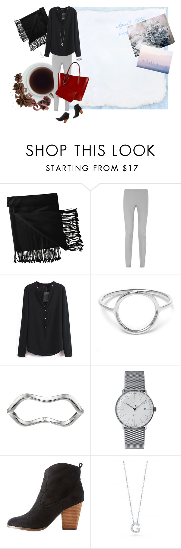 """""""20160412"""" by kakarichoh on Polyvore featuring ファッション, New Directions, Missoni, Maria Black, Gorjana, Junghans, Charlotte Russe と Roberto Coin"""